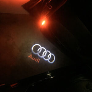 Audi LED Logo Projectors
