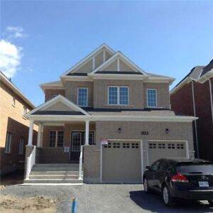 Brand New Detached 2-Storey With Double Car Garage.