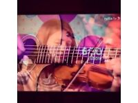 Bollywood Wedding Violin / Guitar Duo