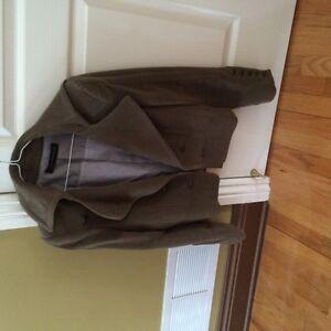 ZARA Woman's Jacket - Khaki - never worn