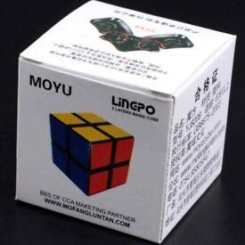 Moyu Ling po 2x2 Rubiks Speed Cube New