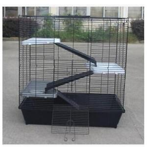 Used rat / animal cage