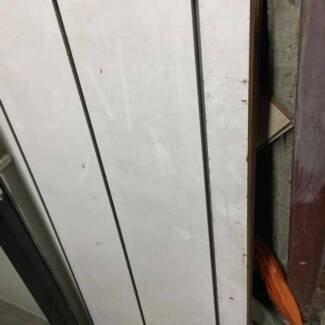Wall Slots for shop fittings