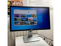 """Dell P2314Ht 23"""" IPS LED Monitor (Full HD 1080p) + cables"""