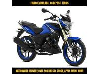 2017 LEXMOTO ZSX R 125CC, 0% DEPOSIT FINANCE AVAILABLE