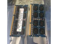 Hynix 4 gram , In good condition , good as new