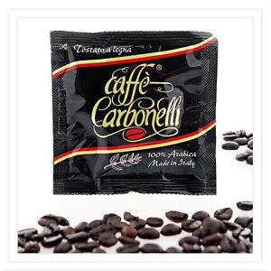 750 CIALDE ESE CAFFE CARBONELLI MISCELA 100% ARABICA caffè - Italia - 750 CIALDE ESE CAFFE CARBONELLI MISCELA 100% ARABICA caffè - Italia
