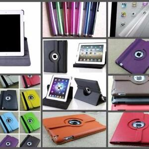 ONLY $5 EACH ROTATING COLOURFUL 360 DEGREE IPAD ACCESSORY BUNDLE