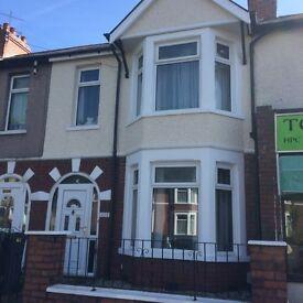 ** LOVELY 3 BEDROOM HOME IN BIRCHGROVE (CF14) £925.00 PCM