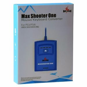 MayFlash Max Shooter ONE Mouse Keyboard Converter - 40$