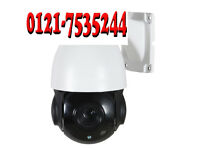 ptz ahd cctv camera 4 inch and 7 inch 360degrees rotation zoom in and out