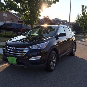 2015 Hyundai Santa Fe sport SUV, Crossover