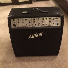 Ashton MPA 100 Amplifier and Learn and Master Guitar by Steve Krenz