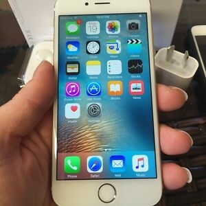 APPLE IPHONE 6 64gb UNLOCKED REFURBISHED GOLD Beverly Hills Hurstville Area Preview