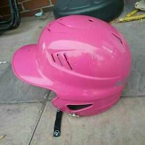 Rawlings Girl Baseball Helmet, size 6.5-7.5 Excellent condition!