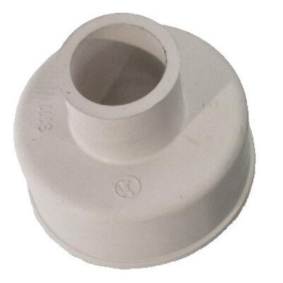Asw WC Verbinder 110 mm DN 100 HT Rohr Dichtung Ablaufdichtung Abflussverbinder