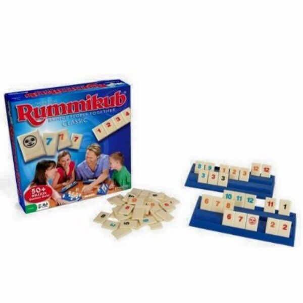 BNIB: Rummikub - The Original Rummy Tile Game