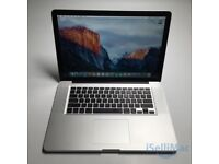 Pre-owned Apple Macbook Pro A1278
