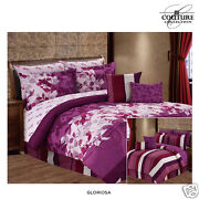 10 Piece Queen Comforter Set