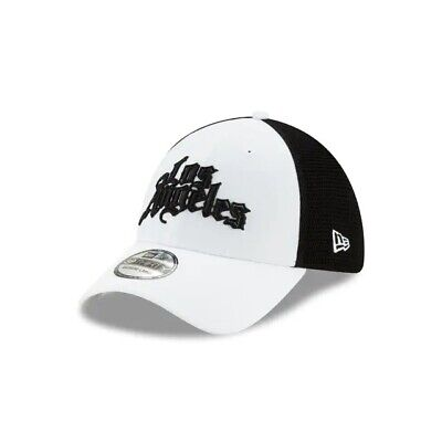 Los Angeles Clippers LA New Era 39THIRTY NBA City Edition StretchCap Hat Series