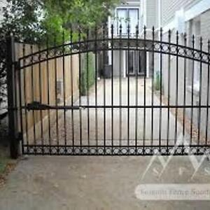 Wanted: Fence Gate