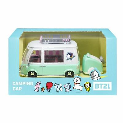 BT21 Universtar Camping Car Blindpack Vol.2 Toy Tracking BTS Official Authentic
