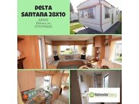 Static caravan / Mobile Home FREE DELIVERY
