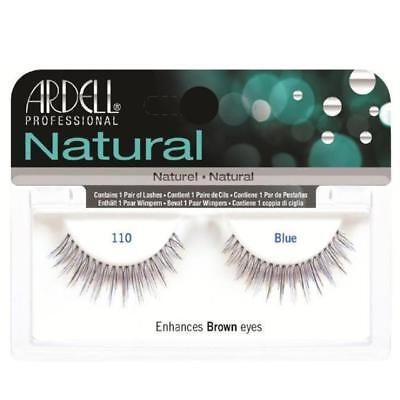Ardell Natural 110 Blue Eyelashes (Blue Eyelashes)