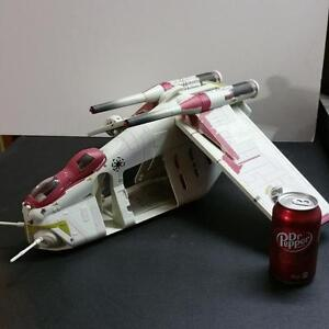 STAR WARS REPUBLIC GUN SHIP TOY Regina Regina Area image 1