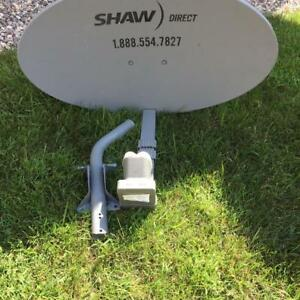 Shaw dish for sale (or trade for Bell dish)