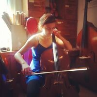 CELLO LESSONS -all ages