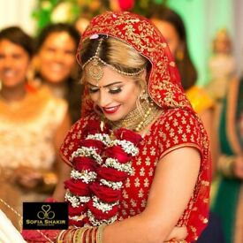 FREE ASIAN BRIDAL MAKEUP, FREE PARTY MAKEUP CONSULTATION, HAIR STYLIST and MUA