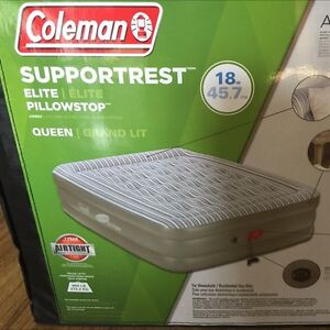 Coleman brand new never used queen airbed London Ontario image 2