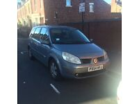 Renault Grand Scenic - seven seater for a quick sale £320