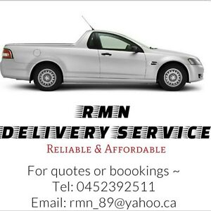 RMN Delivery & Pickup Services Adelaide Campbelltown Campbelltown Area Preview