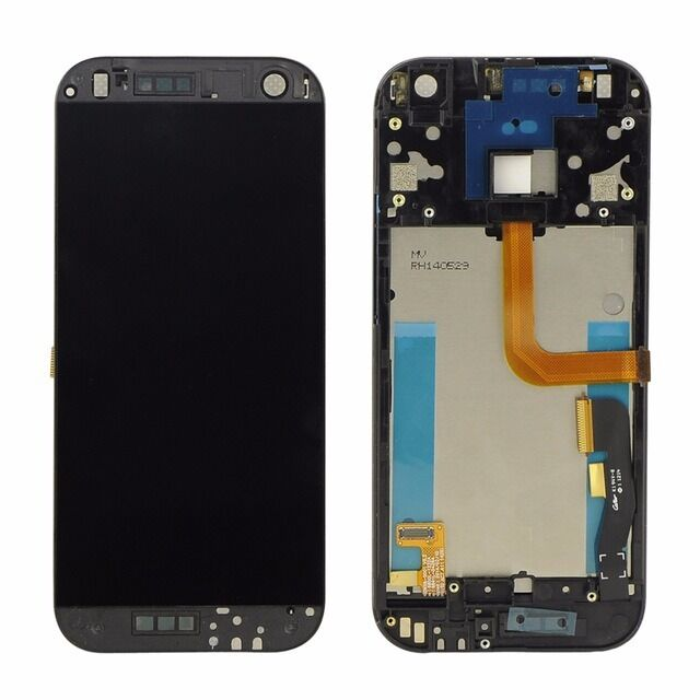 HTC One Mini 2 Touch Digitizer LCD Display Screen With Frame greyin Plymouth, DevonGumtree - HTC One Mini 2 Touch Digitizer LCD Display Screen With Frame grey NEW