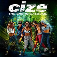 The END of exerCIZE! CIZE Currently !ON SALE! Let's Dance!!