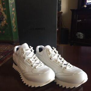 LES HOMMES sneakers new in box size 45 reg $650+tax