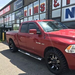 RIMS AND TIRES FINANCE FOR FORD DODGE RAM CHEVROLET GMC TOYOTA Kawartha Lakes Peterborough Area image 2