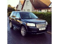 2008 2.2 Landrover freelander, with updated body kit