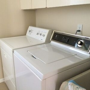 Mayttag A212 Washer and Kenmore Electric Dryer
