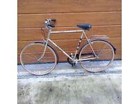 "Mens Marlboro Monarch Bicycle, 3 Speed Town Bike, 23.5"" Frame"