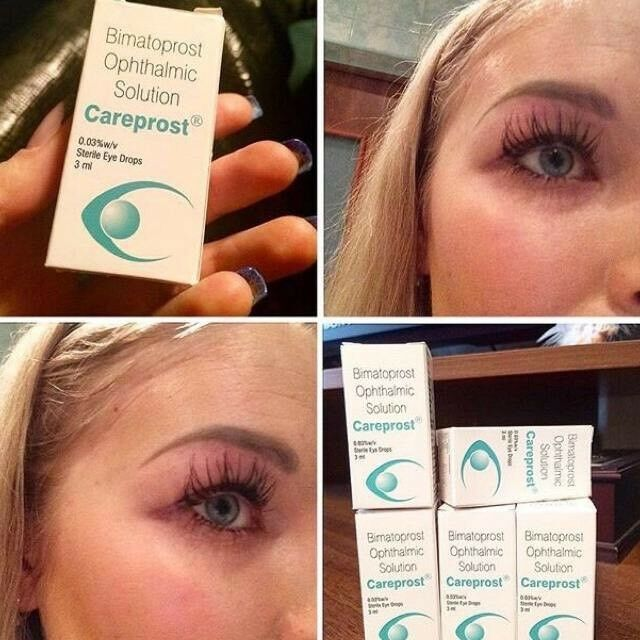 Care Prost Lash Growth Solution Very Effective Lash Growth In
