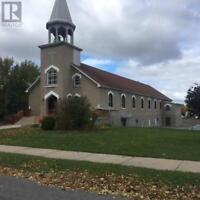 Wedding Chapel and Banquet Hall with Commercial Kitchen