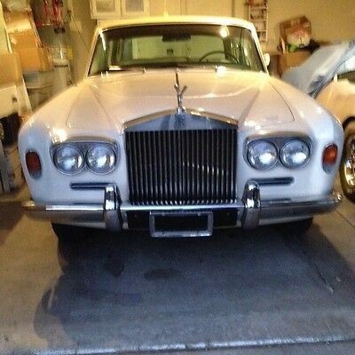 1969 rolls royce silver shadow