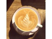 Part Time Barista required - The Pantry, Stockbridge (20 hours a week)