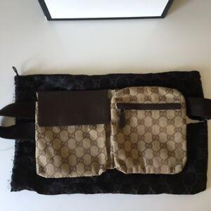 Authentic GUCCI Waist Bag Belt Pouch Fanny Pack