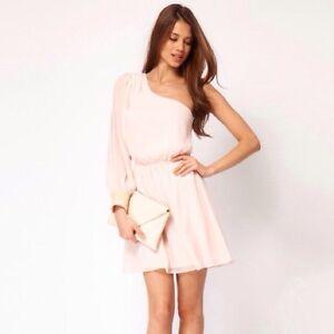 One shoulder light pink/ nude dress Inala Brisbane South West Preview