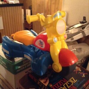 Playskool Motorcycle