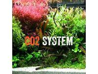 Aquarium CO2 Complete System